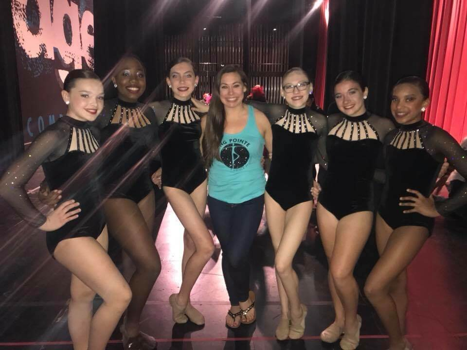 Turning Pointe – A Dance Studio
